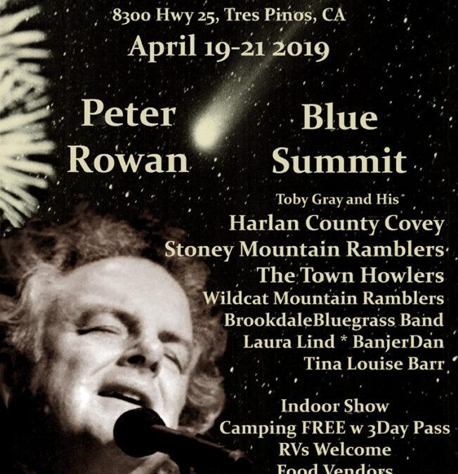 Brookdale Bluegrass Festival